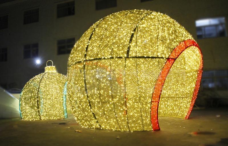 圣誕時光隧道